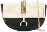 Lanvin Lien shoulder bag - women - Cotton/Calf Leather - One Size