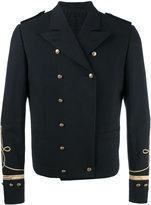Ports 1961 military style blazer - men - Viscose/Cotton/Cupro - 46