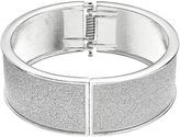 Apt. 9 Glitter Hinged Bangle Bracelet