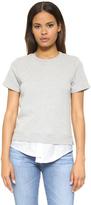 Clu Short Sleeve Sweatshirt
