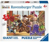 Toy Story Ravensburger Disney Playing Around Giant Floor Puzzle - 60 Pieces
