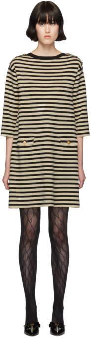 Gucci Beige Cote DAzur Minidress