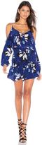 Yumi Kim Cold Shoulder Dress