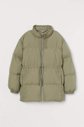 H&M Oversized down jacket