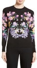 womens ted baker london petii lost gardens pullover
