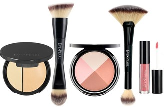 EVE PEARL 5-Pc Flawless Face, Contour, Brush &Lip Collection