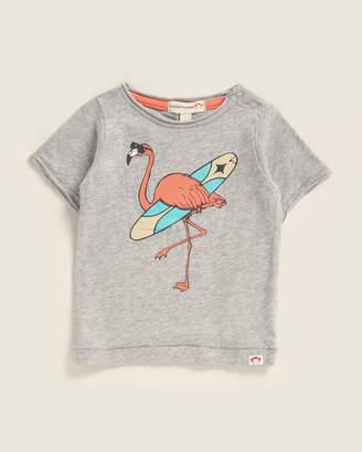 Appaman Newborn/Infant Boys) Flamingo Graphic Tee
