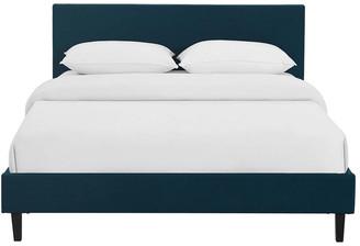 Modway Anya Fabric Bed