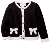 Kate Spade Pocket Cardigan (Baby Girls)