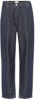 Magda Butrym High-rise straight jeans