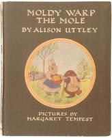 One Kings Lane Vintage Moldy Warp the Mole