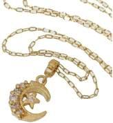 Loree Rodkin 18K Yellow Gold with Diamond Pendant Necklace