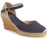 Toni Pons Women's 'Caldes' Linen Wedge Sandal