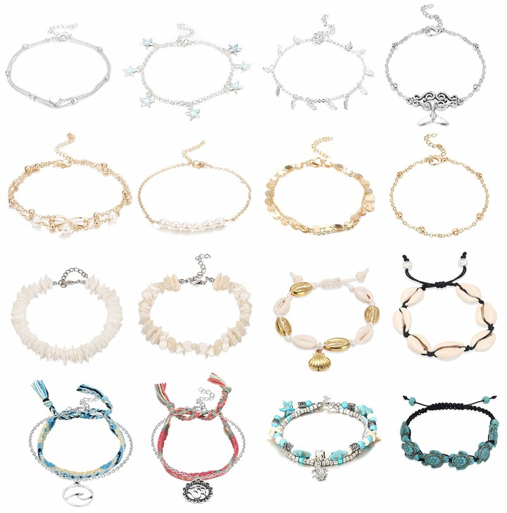 La Jolla Blue Pacific Rim Earrings Boho inspired boxed beach jewelry.
