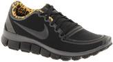 Nike Free Running 5.0 V4 Black Leopard Performance Sneakers