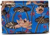 Loewe X Paula's Ibiza T floral-print canvas pouch