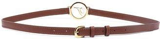Temperley London Tilly skinny leather belt