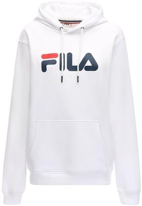 Fila Urban Pure Logo Cotton Blend Sweatshirt Hoodie