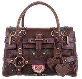 Luella Giselle Leather Shoulder Bag