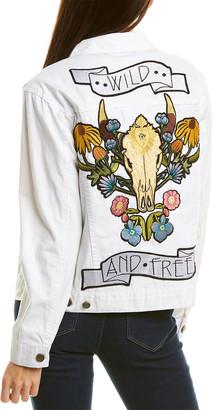 Jakett Wild & Free Denim Jacket