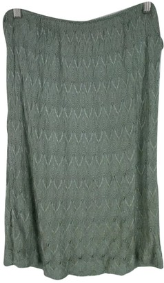 Missoni Green Skirt for Women