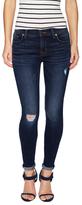 Hudson Krista Crop Destruction Skinny Jean