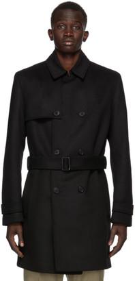 HUGO BOSS Black Maluks Coat