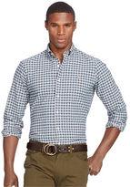 Polo Ralph Lauren Plaid Cotton Oxford Shirt