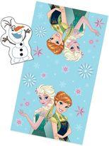 "Disney Frozen"" Perfect Day 2-Piece Fiber Reactive Bath Towel with Wash Mitt Set"