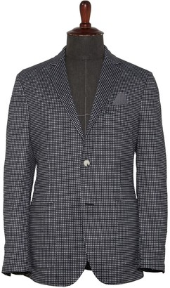 Vince Camuto Houndstooth Performance Blazer