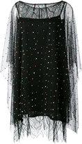 Talbot Runhof Nobbling dress - women - Polyester/Spandex/Elastane - 34