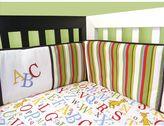 Trend Lab Dr. Seuss ABC Crib Bumper by