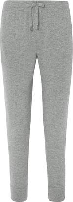 Brunello Cucinelli Cropped Cashmere Track Pants