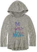 Total Girl Hoodie-Preschool Girls