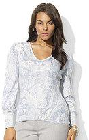 Lauren Ralph Lauren Lauren by Ralph Lauren Woman V-Neck Sweater