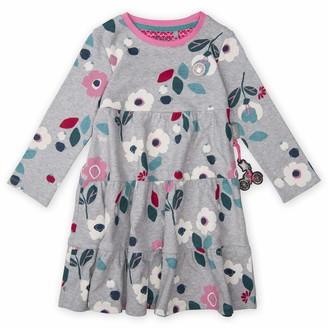 Sigikid Girl's Langarm-Kleid Dress