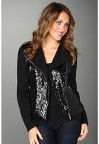 Moto Sequin Jacket Women's Jacket