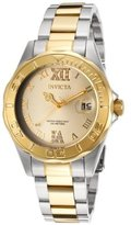 Invicta Women's 14351 Pro Diver Analog Display Swiss Quartz Two Tone Watch