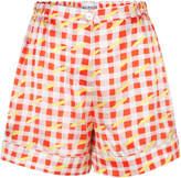 Helmstedt Silk Satin Pj Shorts
