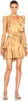 Zimmermann Winsome Flounce Dress