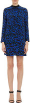 A.L.C. Women's Isley-Print Double-Layer Tunic Dress