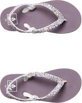 Reef Girls Star Gazer Thong Purple