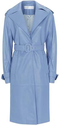 Victoria Victoria Beckham Victoria, Victoria Beckham Leather Trench Coat