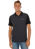 Billabong Dobby Tipper Mens Polo Black