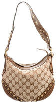 Gucci Studded Pelham Hobo