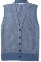 Inis Meáin - Cotton, Cashmere, Silk and Linen-Blend Vest