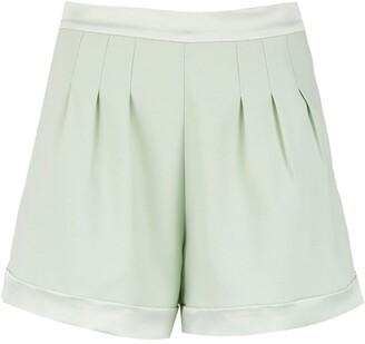 Olympiah Tyrian shorts