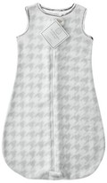 Swaddle Designs zzZipMe Sack® - Houndstooth - 6-12 M