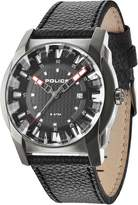 Police PL14253JSU/02 Men's Classic Analog Watch with 3 Hands