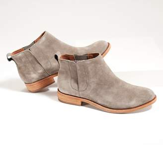 Kork-Ease Ease Suede Flat Ankle Boot - Velma